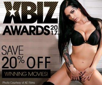 XBIZ Winners Sale